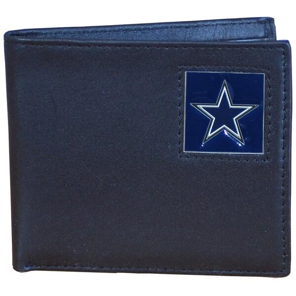 NFL Dallas Cowboys Leather Bi-fold Wallet