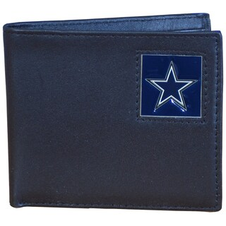 NFL Dallas Cowboys Leather Bi-fold Wallet