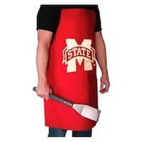 NCAA Mississippi State Bulldogs Heavyweight Jersey Apron