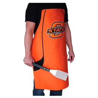 NCAA Oklahoma State Cowboys Heavyweight Jersey Apron