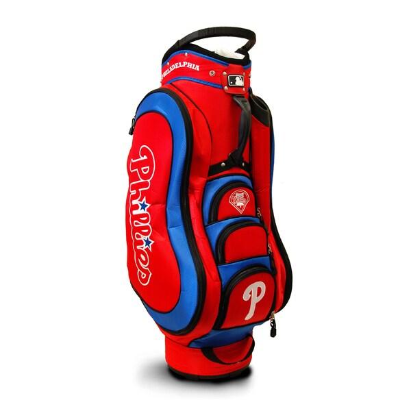 MLB Philadelphia Phillies Medalist Cart Golf Bag