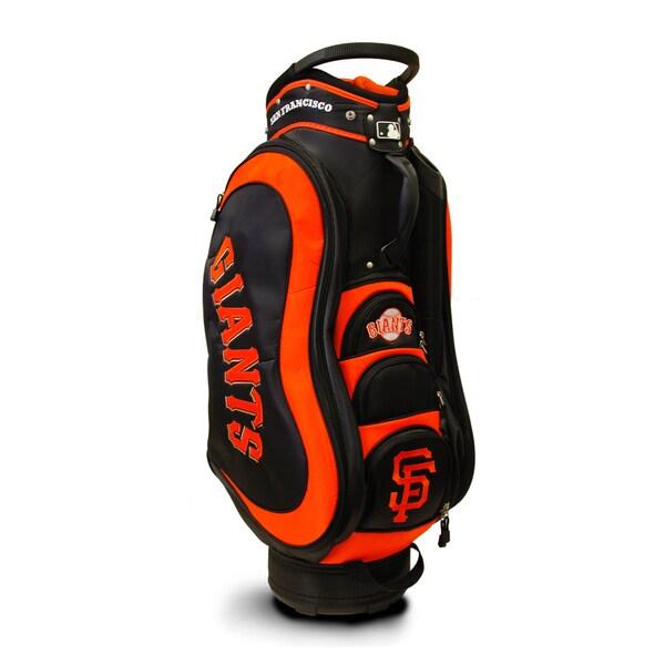 MLB San Francisco Giants Medalist Cart Golf Bag