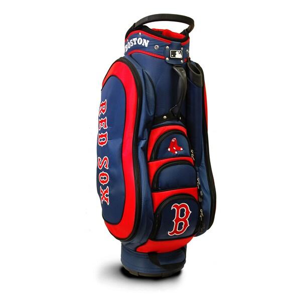 MLB Boston Red Sox Medalist Cart Golf Bag