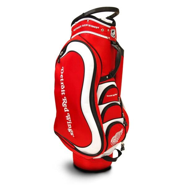 NHL Detroit Red Wings Medalist Cart Golf Bag