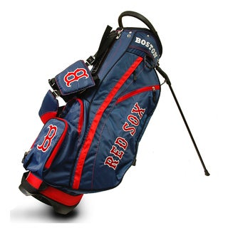 MLB Boston Red Sox Fairway Stand Golf Bag