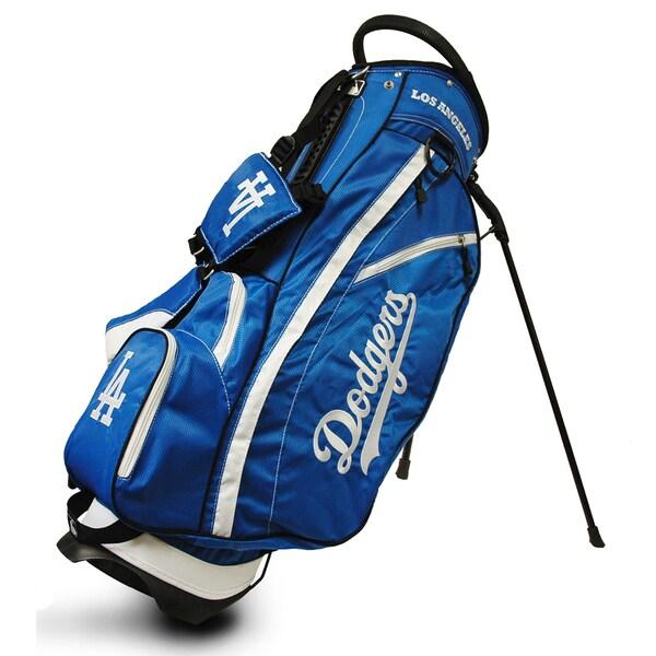 MLB Los Angeles Dodgers Fairway Stand Golf Bag