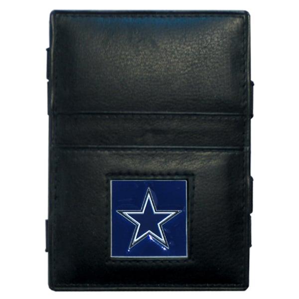 NFL Dallas Cowboys Leather Jacob's Ladder Wallet