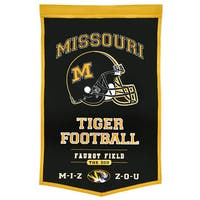 NCAA Missouri Tigers Wool Powerhouse Banner