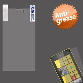 INSTEN Clear Anti-grease LCD Screen Protector for Nokia Lumia 520
