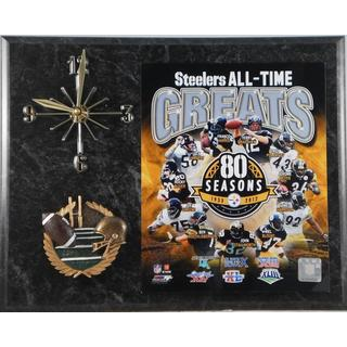 Pittsburgh Steelers 'All Time Greats' Clock