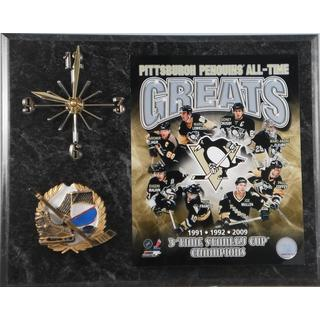 Pittsburgh Penguins 'All Time Greats' Clock