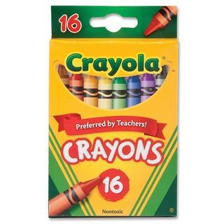 Crayola Classic Color Crayons