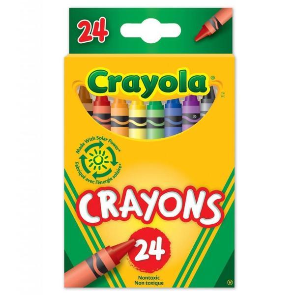 Crayola 24-pack Crayons