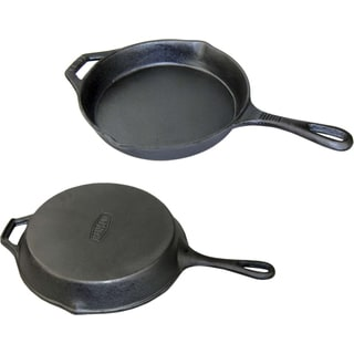 Man Law Cast Iron 10-inch Skillet