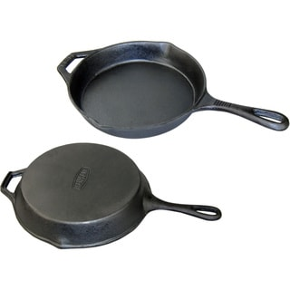 Man Law Cast Iron 12-inch Skillet