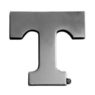 Fanmats NCAA Tennessee Chromed Metal Emblem|https://ak1.ostkcdn.com/images/products/8555415/Tennessee-Chromed-Metal-Emblem-P15832927.jpg?impolicy=medium