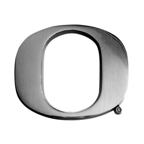 Fanmats NCAA Oregon Ducks Chromed Metal Emblem