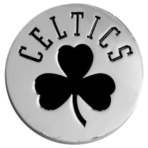 Fanmats NBA Boston Celtics Chromed Metal Emblem