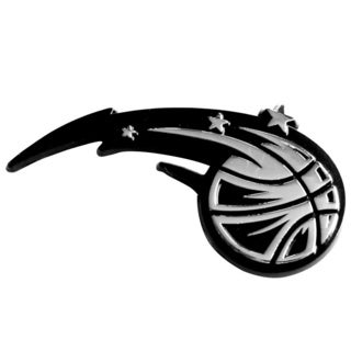 Fanmats NBA Orlando Magic Chromed Metal Emblem