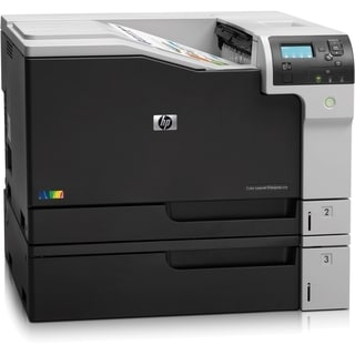 HP LaserJet M750N Laser Printer - Color - 600 x 600 dpi Print - Plain