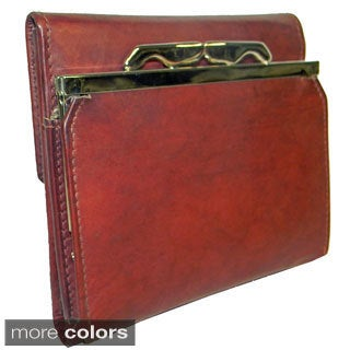 Hollywood Tag Women's Leather Wallet