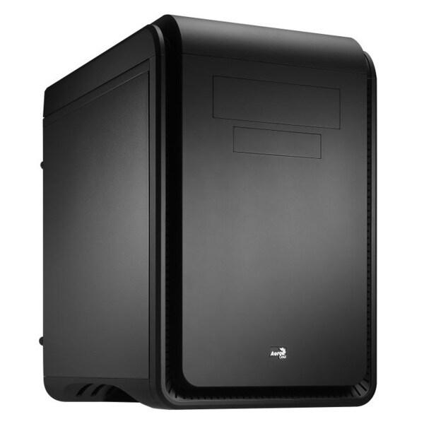 AeroCool EN52254 DS-Cube Dead Silence Black Cube Chassis