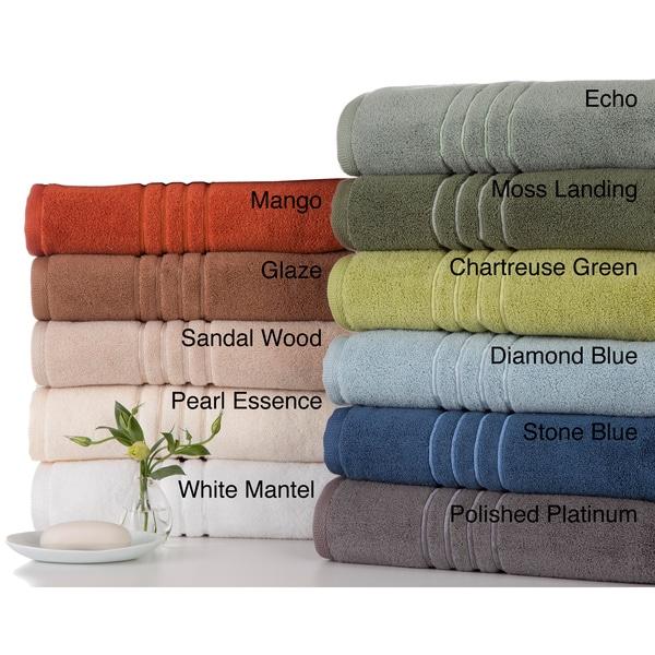 Lenox Platinum Collection Cotton Rayon Blend Bath Towel