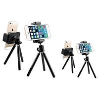 INSTEN Black Tripod Phone Holder (Pack of 2) - multi