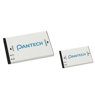 Pantech Standard OEM Battery PBR-C520 for Pantech Breeze (Pack of 2)
