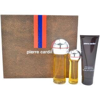 Pierre Cardin Pour Monsieur Men's 3-piece Fragrance Gift Set