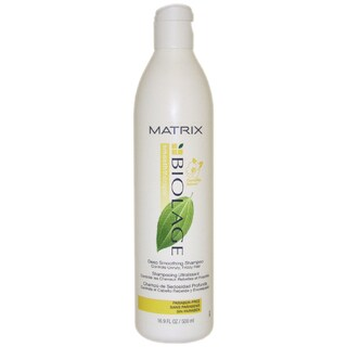 Matrix Biolage Smooththerapie Deep Smoothing 16.9-ounce Shampoo