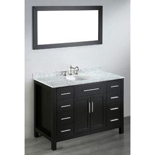 47-inch Bosconi SB-252-3 Contemporary Single Vanity