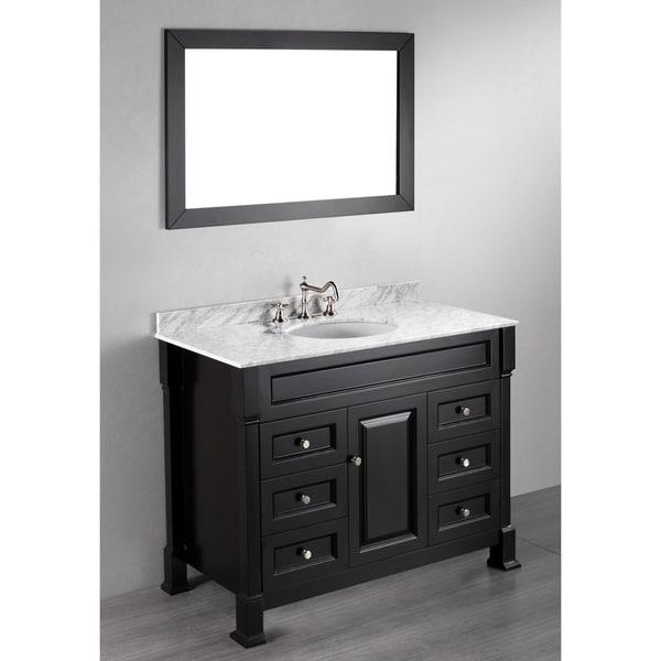 43'' Bosconi SB-278 Contemporary Single Vanity