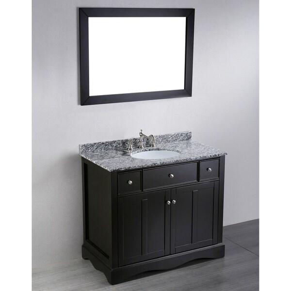 39'' Bosconi SB-2205 Contemporary Single Vanity
