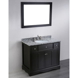 39-inch Bosconi SB-2205 Contemporary Single Vanity