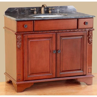 39-inch Bosconi T-3626 Classic Single Vanity
