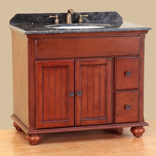 39-inch Bosconi T-3743 Classic Single Vanity