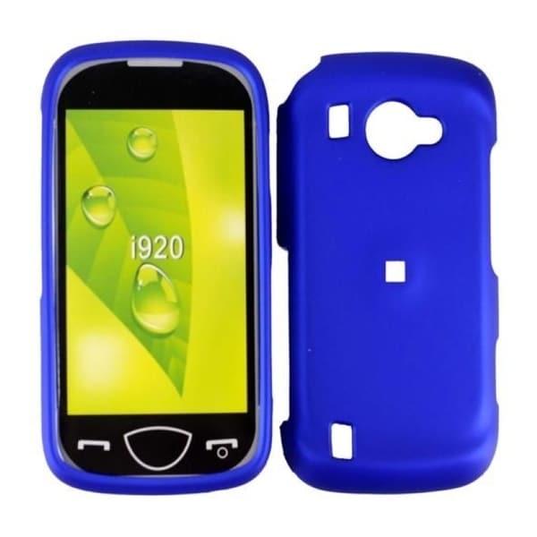 INSTEN Blue Phone Case Cover for Samsung Google Nexus S