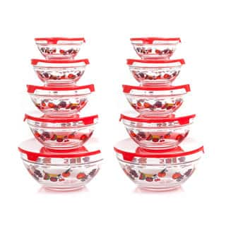 Chef Buddy 20-piece Glass Bowl Set with Lids|https://ak1.ostkcdn.com/images/products/8561000/P15837511.jpg?impolicy=medium