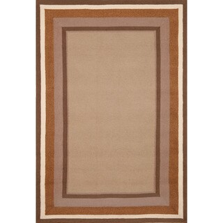 "Multi Frame Outdoor Rug (42""X66"") - 3'6"" x 5'6"""