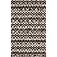 """Winding Stripe Indoor Rug (3'6""""X5'6"""") - 3'6"""" x 5'6"""""""