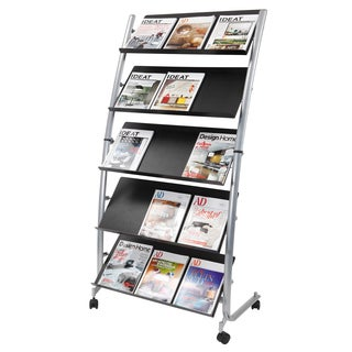 Alba 5-level Mobile Literature Display