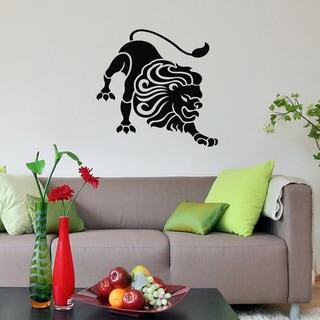 Zodiac Leo Vinyl Wall Decal