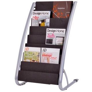 Alba 8-level Floor Literature Display