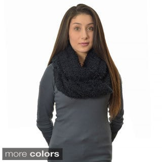 Cozy Fleece Infinity Scarf