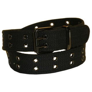 Men's Double Rivet Canvas Belt|https://ak1.ostkcdn.com/images/products/8561260/P15837795.jpg?impolicy=medium