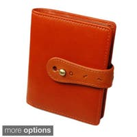 Castello Italian Leather Card Holder