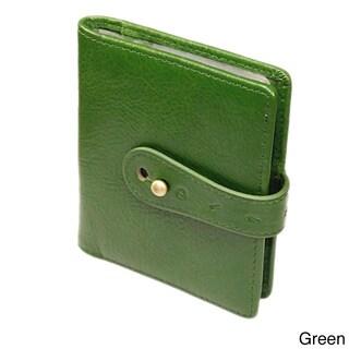 Castello Italian Leather Card Holder