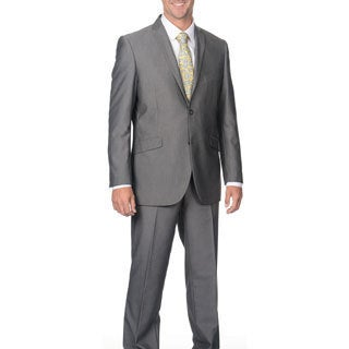Adolfo Slim Silver Sharkskin Suit Separate Jacket (5 options available)