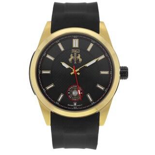 Jivago Men's Rush Rubber Strap Casual Watch
